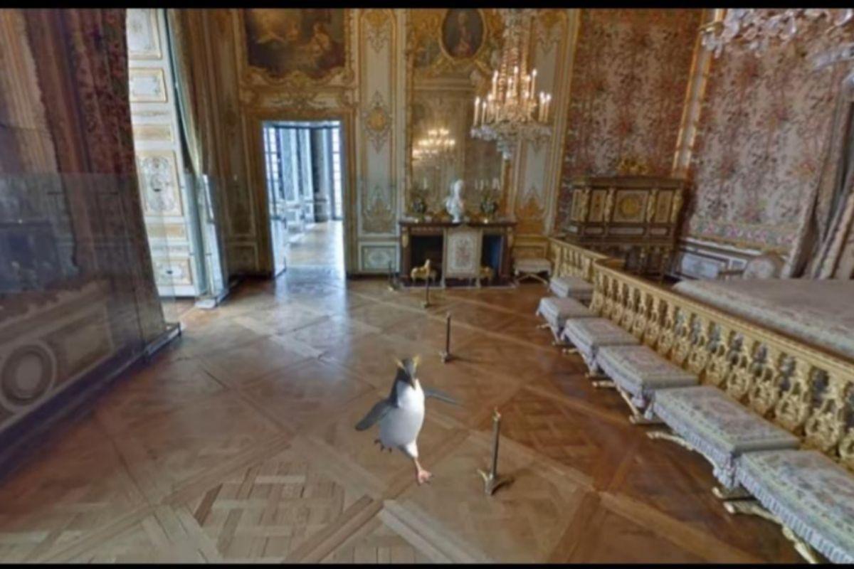 Visita virtual al palacio de Versalles.