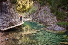 Diez  piscinas naturales para refrescarse este verano