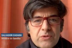 """Salvador Casado, médico de familia: """"No te lo puedes quitar de la cabeza"""""""