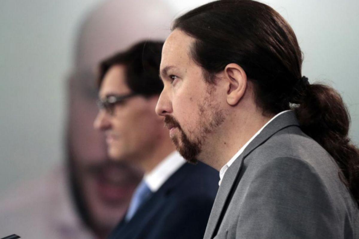 Baltasar Garzón y una treintena de juristas respaldan a Pablo Iglesias frente al CGPJ