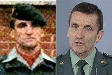 La caza de bulos 'anti-Gobierno' del impecable general José Manuel Santiago