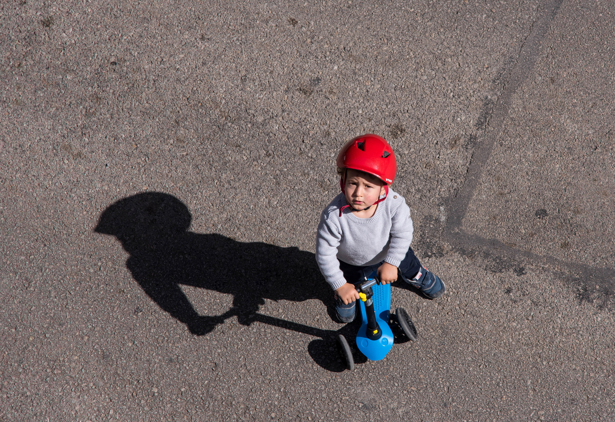 El primer día de la salida de los niños a la calle, en imágenes