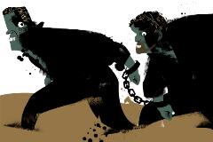 Estupor en el Gobierno por las 'performances' de Pablo Iglesias mientras espera que Casado se vea obligado a pactar