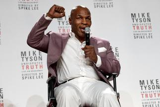 Tyson, en una imagen de archivo.