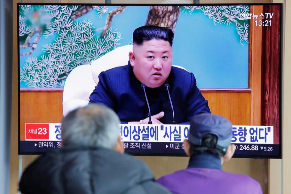 Una de las últimas apariciones públicas de Kim Jong-un.