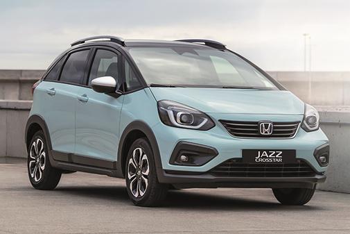 En breve, el Honda Jazz, también en su versión Cross, tendrán versión híbrida.