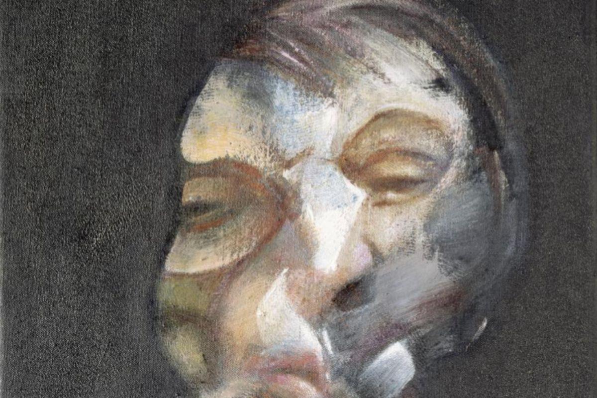 'Autorretrato', de Francis Bacon.
