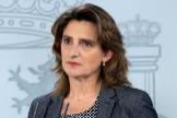 """La vicepresidenta Ribera, a los hosteleros: """"Quien no se sienta cómodo, que no abra"""""""