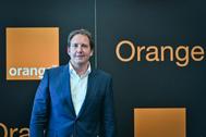 Laurent Paillassot, consejero delegado de Orange en España.