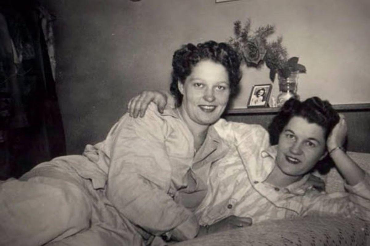 Una imagen de 'A secret love'.
