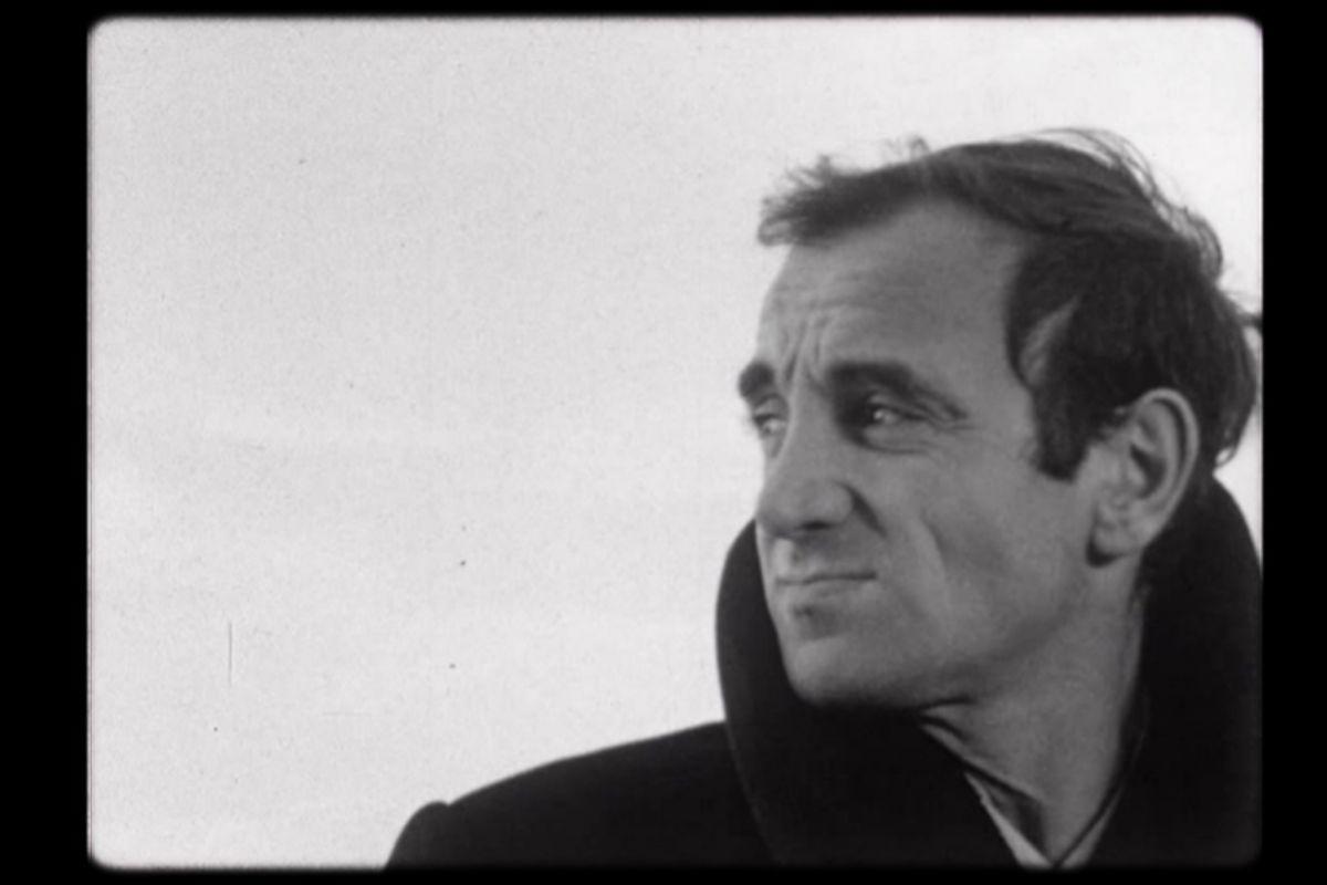 Una imagen de 'Aznavour by Charles'.