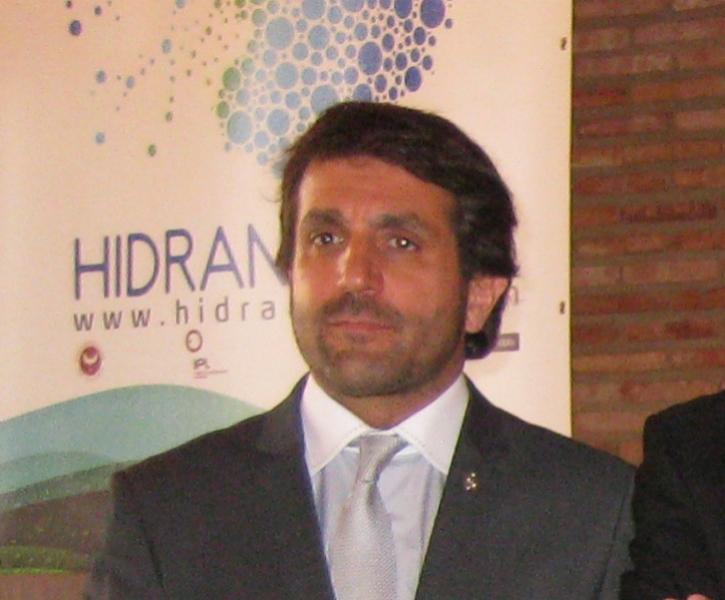 Víctor López Ramos, profesor de la Universidad de Extremadura.
