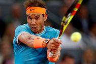 FILE PHOTO: ATP 1000 - Madrid Open