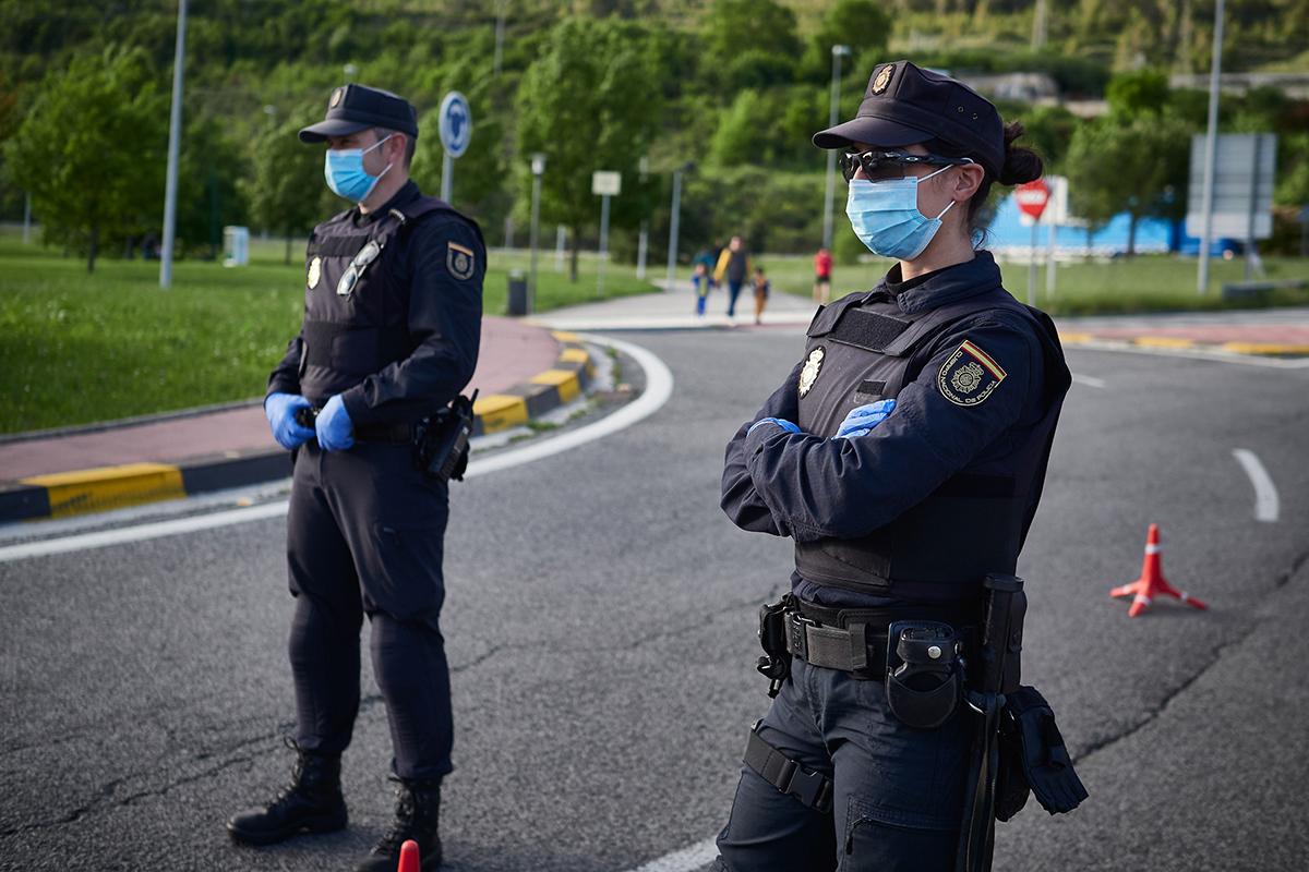 La Policía se prepara para un aumento de los delitos de orden público durante la desescalada por la Covid-19