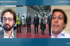 """Almeida: """"Pedro Sánchez pone muy difícil al PP apoyar la ampliación del Estado de alarma"""""""