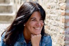Primer plano de María Ruiz Solás en su perfil de Facebook.