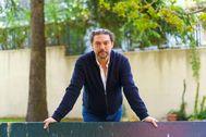 Angel Navarrete 02/05/2020 Madrid, Comunidad de Madrid El guionista y dramaturgo Antonio lt;HIT gt;Onetti lt;/HIT gt;, nuevo presidente de la SGAE