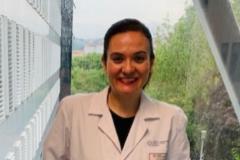 La microbióloga María del Mar Tomás.