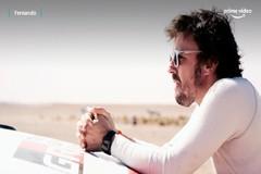 Fotograma de la serie documental sobre Fernando Alonso.