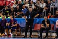 El Barcelona, proclamado campeón, suma su 10º título consecutivo de la Asobal
