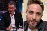 Críticas en las redes a Pablo Motos tras su comentario a Roberto Leal sobre su acento