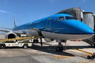 """KLM, primera aerolínea que reanuda sus vuelos a Europa """"de manera prudente"""""""