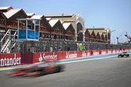 Gran Premio de la Fórmula 1 de Valencia.