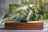 Samsung anuncia la disponibilidad de su nuevo televisor 8K para España