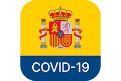 Icono de la APP del Gobierno contra el COVID-19.