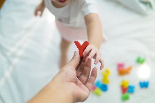 ¿Alguien sabe cómo mantener a niños tan pequeños separados?