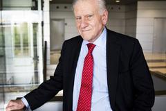 El cardiólogo español Valentín Fuster.