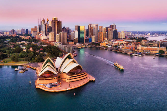 Australia y Nueva Zelanda estudian crear una burbuja turística para viajar solo entre ellos ante el coronavirus