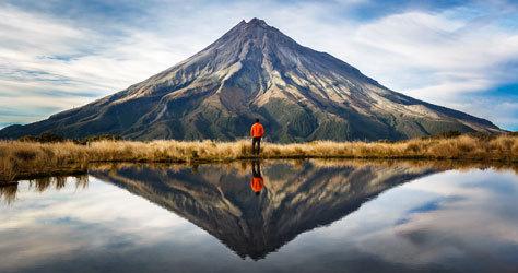 La naturaleza salvaje es la seña de identidad de Nueva Zelanda.