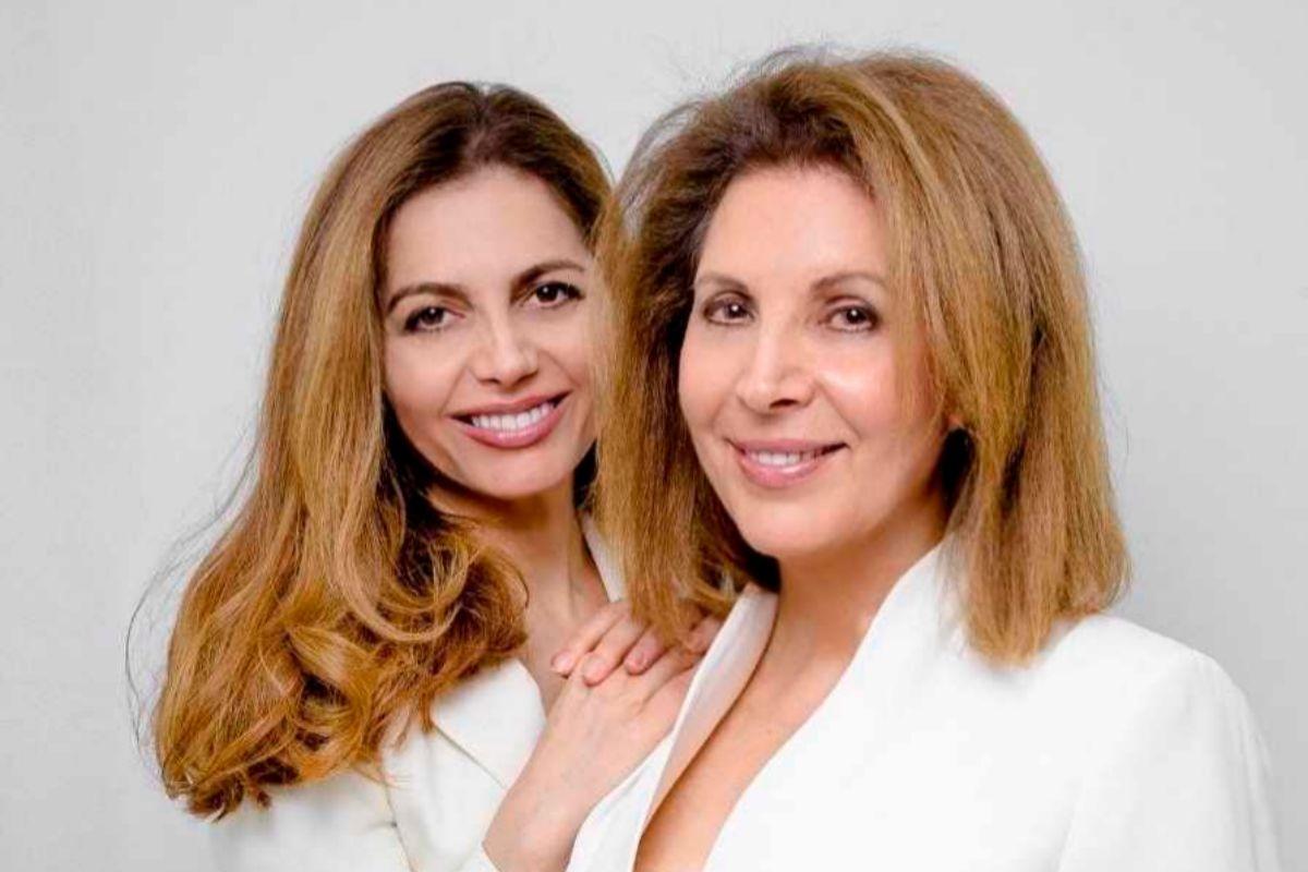 Nasrin y Massi, dueñas de la firma de cosméticos Massumeh.