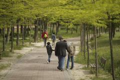Las calles peatonalizadas y los parques por los que podrás pasear (o no) desde hoy en Madrid