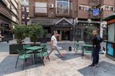 Caos entre los hosteleros: ¿Quién puede usar las terrazas y cuándo en estas franjas horarias?