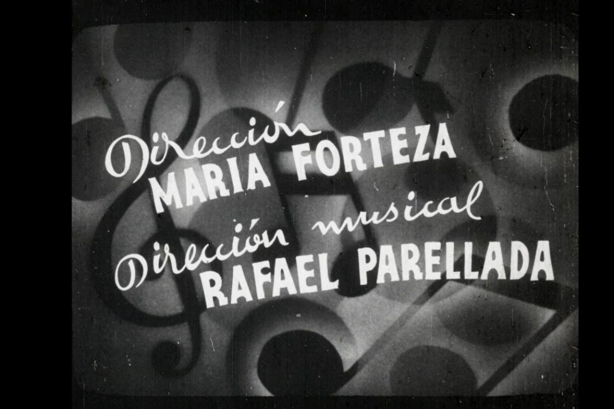 Imagen de 'Mallorca' en la que aparece el nombre de María Forteza.