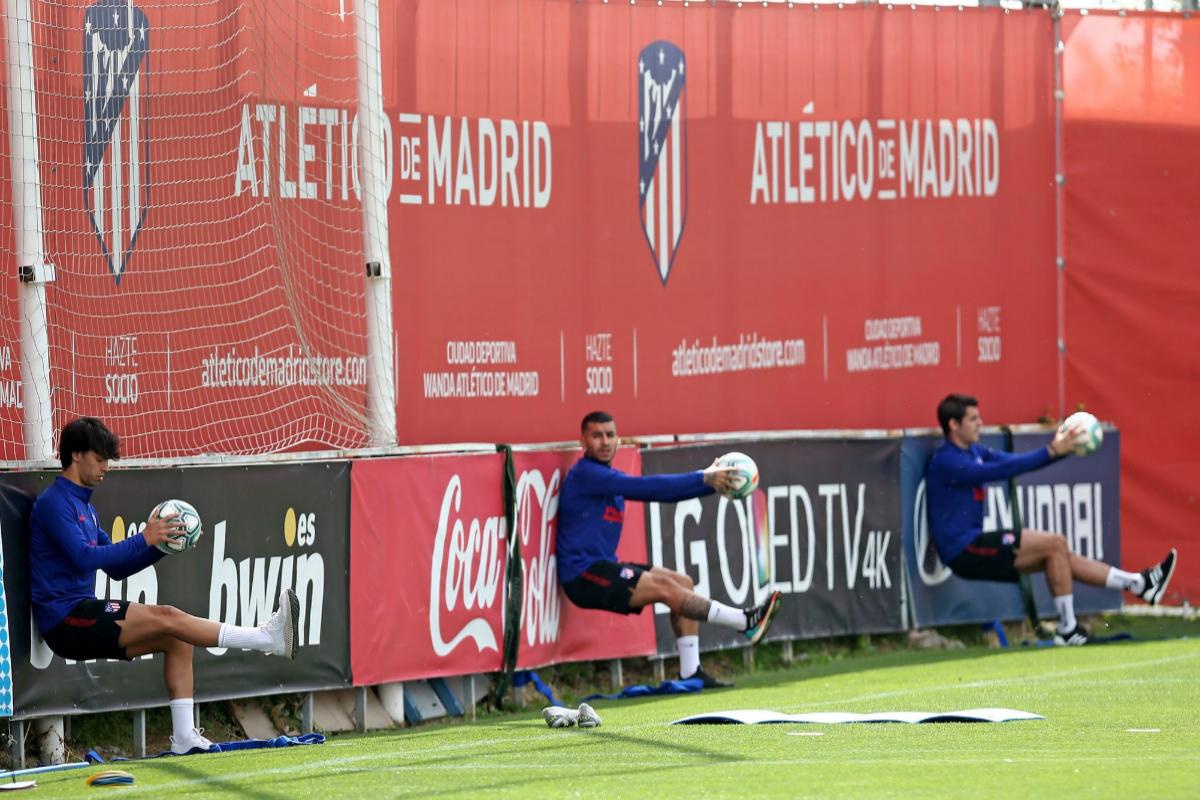 Liga Santander: Así Fue El Regreso Del Atlético Dos Meses