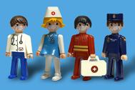 Héroes de juguete y un fin de curso en YouTube con los Obama