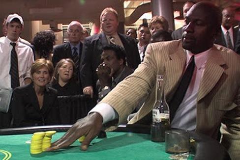 Michael Jordan y las obscenas cantidades de dinero que se jugaba