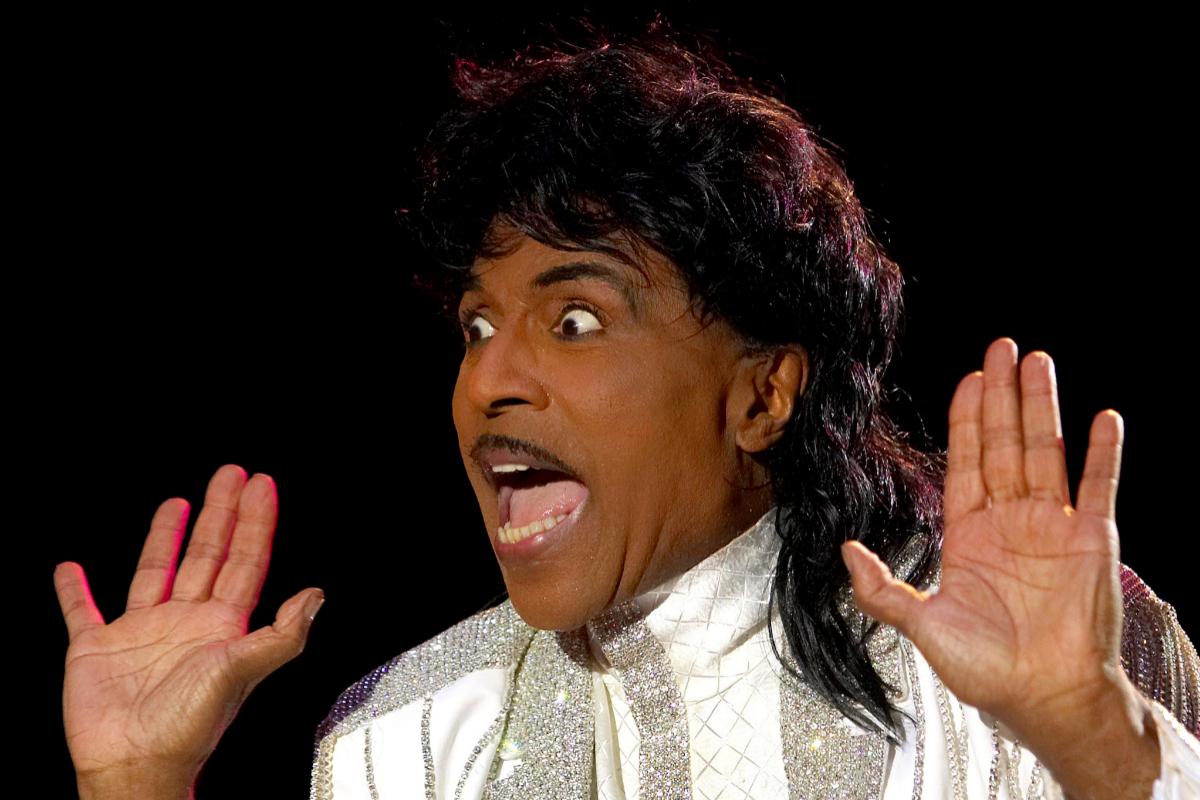 Muere el asombroso Little Richard, pionero y espíritu del rock and roll