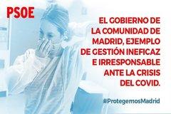 Imagen subida por el perfil de Twitter del PSOE.