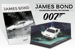 """Colección Coches James Bond. Ya a la venta """"LOTUS ESPRIT S1"""" por sólo 9,95 euros"""