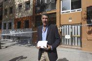 García Albiol en Badalona