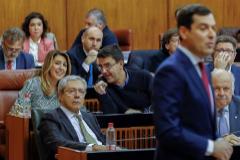 Mario Jiménez se atrinchera en Huelva y trata de armar un frente contra Susana Díaz desde el PSOE provincial