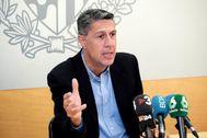 García Albiol en una imagen de archivo