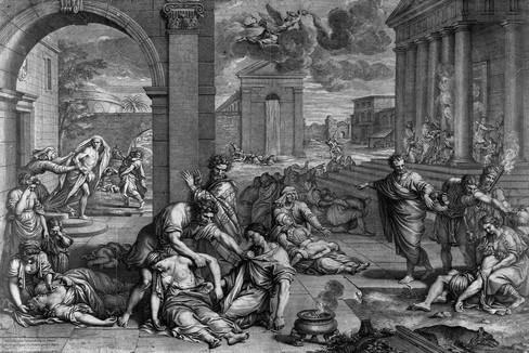El gran arma silenciosa que ganaba batallas: 3.000 años de guerra biológica