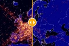 La crisis del coronavirus paraliza el tráfico aéreo un 86%