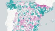 Así vuelve España a la actividad: la recuperación de la movilidad municipio a municipio