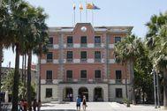 Ayuntamiento de Castelldefels.